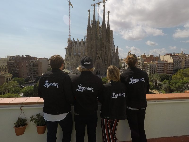 Spain, Speed, & A Head Full of Memories: Day 1 Barcelona